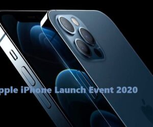 Apple iPhone 12 Launch Event